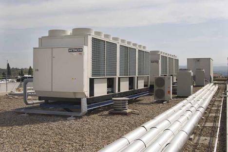 Realizamos mantenimineto de equipos de aire acondicionado en madrid