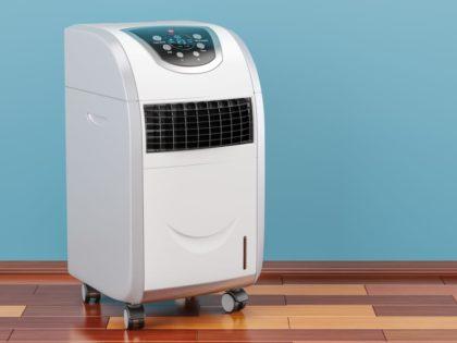 ¿Cómo funciona un aire acondicionado portátil?