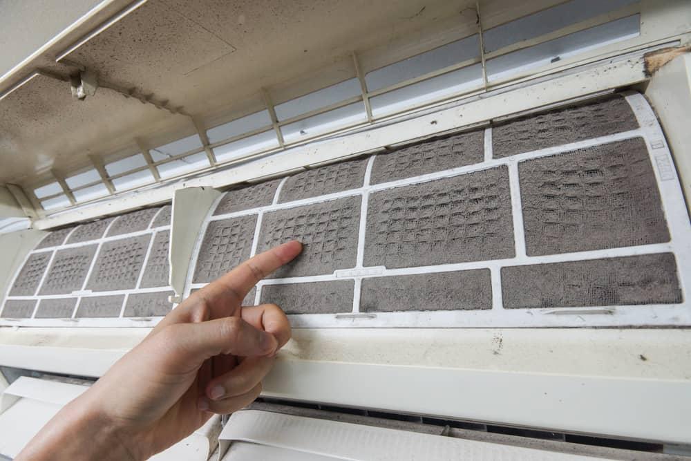 Consecuencias de filtros de aire sucio