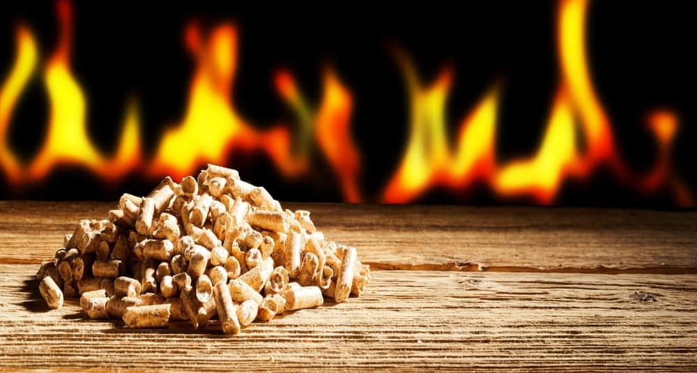 Estufas de pellets calefacción ecológica