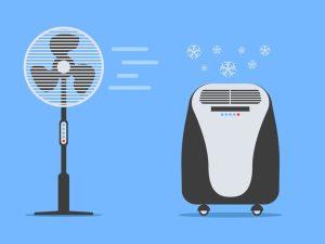 Ventilador vs Aire acondicionado: ¿Cuál elegir?