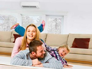 ¿Usar la Bomba de Calor del Aire Acondicionado en Invierno?